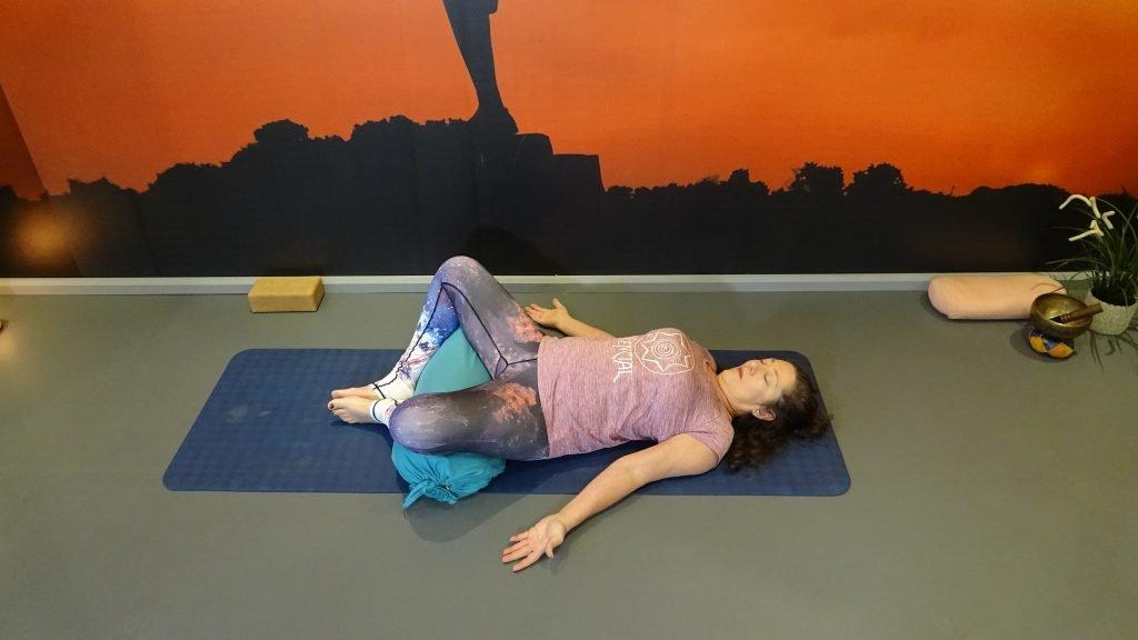 Restaurativa Yoga